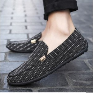Men's Fashion Youth Breathable Retro Stye Canva Casual Shoes