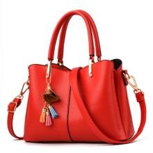 Women Korean Fashion  Leather  Cross Body Killer Style Bag