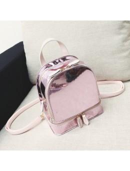 Women Korean Fashion Trend Wild Style Small Three Dimensional Backpack