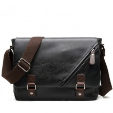 Men's Korean Fashion Trend Wild Style Messenger And envelope Bag