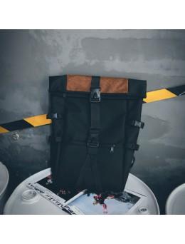 Men's Korean Fashion Trend Street Style Waterproof Travel Backpack