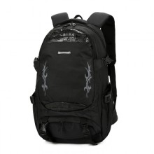 Men's Korean Fashion Trend  Light Large Capacity Waterproof Backpack