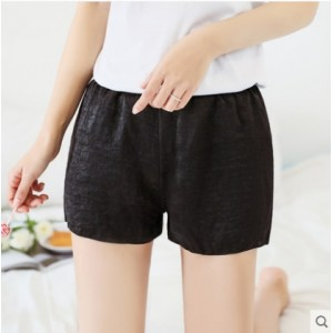 Women Korean Fashion Trend  Simple  Loose Thin Shorts