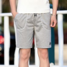Men Korean Trend Loose Beach Summer Thin Sports Shorts