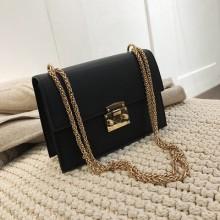 Women Korean Fashion New Wild Chic Chain Messenger Shoulder Bag