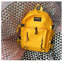 Men's Korean Fashion Large Capacity Harajuku Style School Backpack