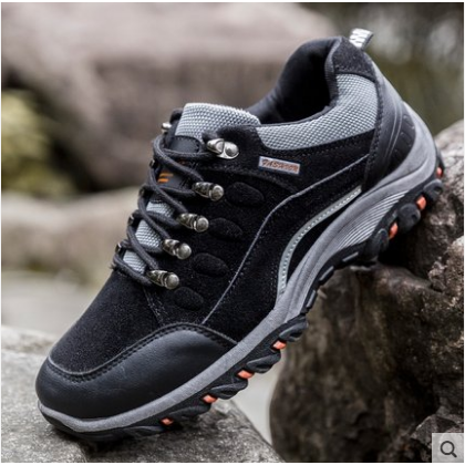Men's Korean New Trend Casual Lace Up Breathable Outdoor Sports Shoes