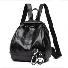 Women Korean Fashion Wild Style Casual Travel MIni Backpack