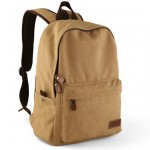 [READY STOCK] Canvas PC Laptop Men Backpack Bags