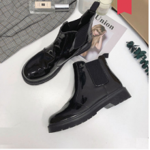 Women Korean Trend Short Tube Wild Thin Winter Martin Boots