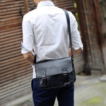 Backpack Student Shoulder Sling Crossbody Men Bag