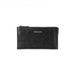 Men New High Quality Foldable Leather Casual Wallet
