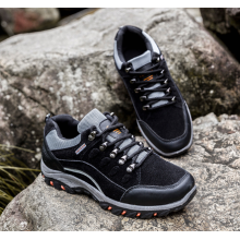 Men Quality Outdoor Low Cut Cross Lace Up Thick Sports Sneakers