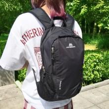 Men Fashion College Casual  Ultra Light Waterproof Outdoor Sports Bag