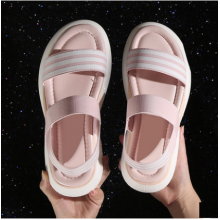 Women Korean Fashion Fairy Chic Muffin Bottom Sporty Sandals