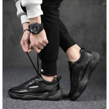 Men Korean Street Fashion Wild Style Muffin Bottom Casual Sport Shoes