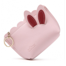 Women Korean Trend Small Short Cute Chic Niche Designer Coin Purse