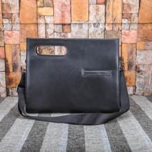 Men Korean Fashion Diagonal Retro Leather Casual Messenger Handbag