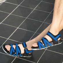 Men Korean Street Fashion Wild Style  Casual Couple Beach Sandals