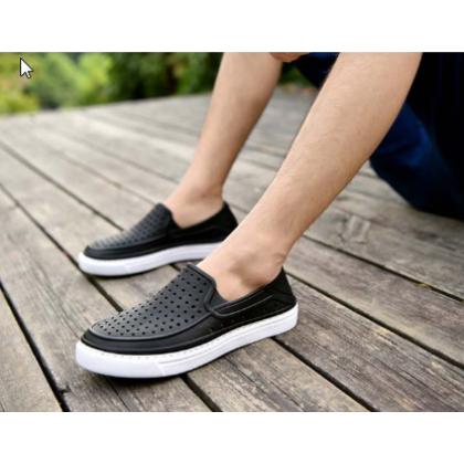 Men Korean Street Fashion Summer Non Slip Breathable Sandals