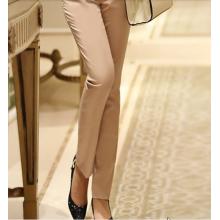 Women Korean Fashion Casual Loose Suit Trouser Straight Cut Pants