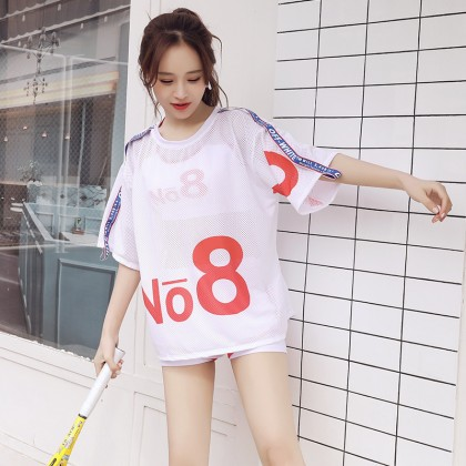Women Korean Fashion  3 Piece Conservative Sporty Swimwear