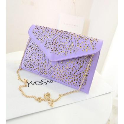 Women Fashion Retro Envelope Clutch and Handbag