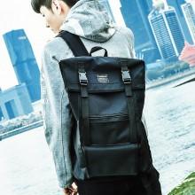 Men Korean Fashion Harajuku Style Large Capacity Travel Backpack