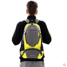 Men Korean Fashion Large Capacity  College and Travel  Backpack