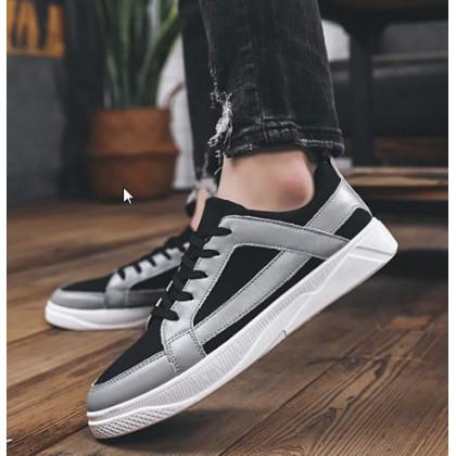 Men Korean Fashion Old School Canvas Casual Shoes