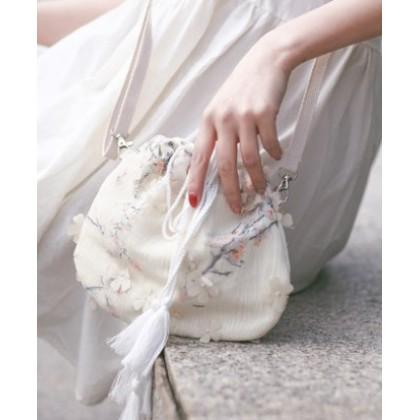 Women Fashion Chinese Style Small Messenger Fairy Purse