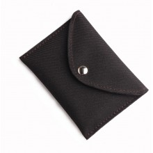 Men Fashion  Anti Theft Mini Coin Purse and Business Card Holder