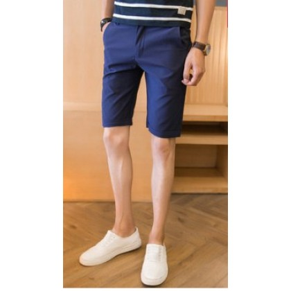 Men Korean Fashion Wild Style Casual Slim Fit Summer Shorts