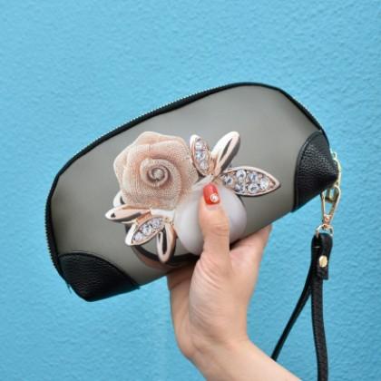 Women Korean Version Painted Phone Shell Small Handbag