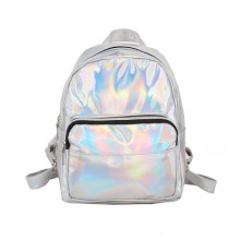 Women Korean Fashion Mini Youth trend Laser Backpack