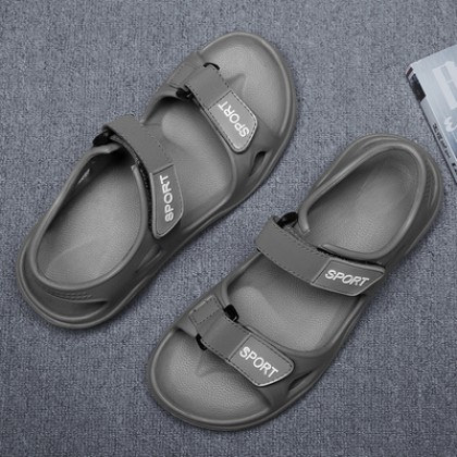 Men Korean Fashion Mesh Summer Beach Couple Sandals