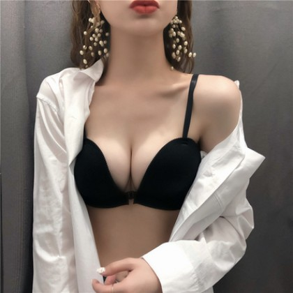 Women Korean Fashion Seamless Sexy Non Wire Bra