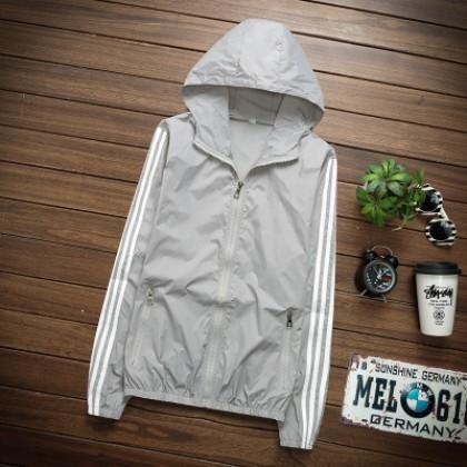 Men Fashion Street Style  Custom Coat Breathable Summer Sports Jacket