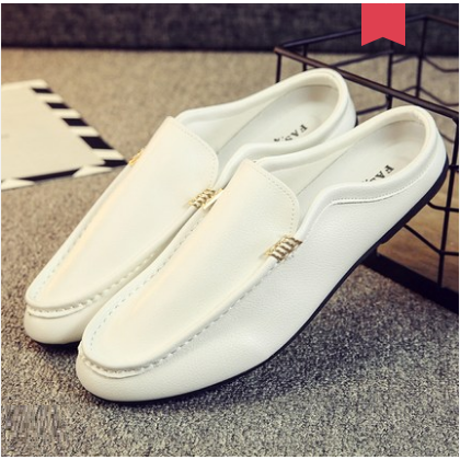 Men Fashion Social Trend Breathable Casual Lazy Shoes