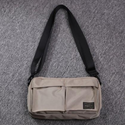 Men Korean Fashion Casual Messenger Storage Shoulder Bag