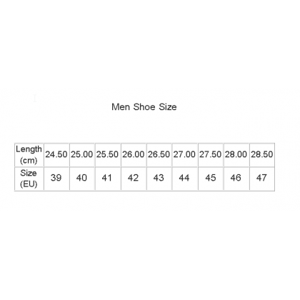 Men Korean Fashion Retro British Style Leather Business Shoes