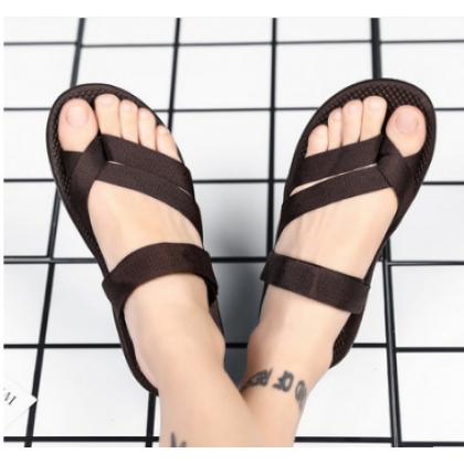 Men New Summer Non Slip Beach Flip Flops