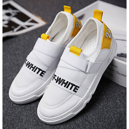 Men Korean Fashion Pedal Lazy Mesh Wild Sport Shoes