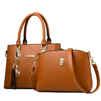 Women Classic Elegant Office Fashion Hand Shoulder Bag