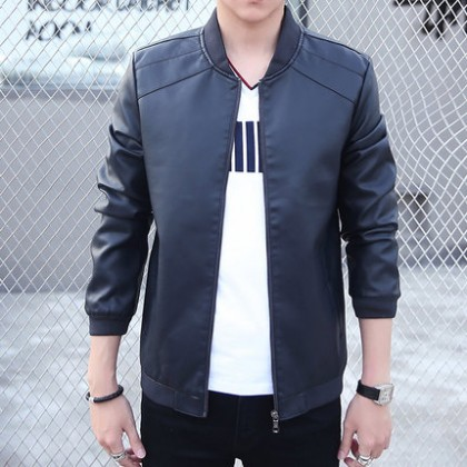 [READY STOCK / PRE-ORDER] Men's Winter & Autumn Leather jacket