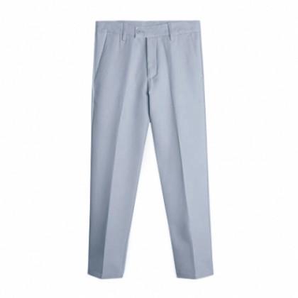 Men Casual Formal Attire Fashion Office Straight Cut Trousers