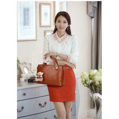 Women's Bag New Fashion Autumn And Winter Women's Hand bag Shoulder Bag