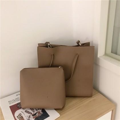 Women's Bag Version Of The Ins Spring Wild Diagonal Bag Female Shoulder Bag