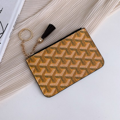 Women Fashion Patterned Small Clutch Bag