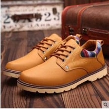 [READY STOCK] Brown Men Sneaker Shoes